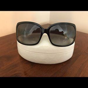 c077441ff881c Coach Accessories - Coach Ginger S496 Black Sunglasses